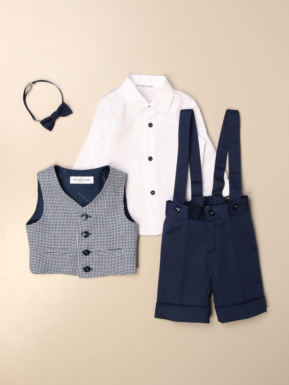 Baby-Overall Colori Chiari: Baby-overall kinder Colori Chiari blau 4