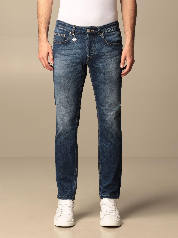 Jeans Manuel Ritz: Jeans men Manuel Ritz denim 1