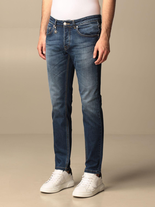 Jeans Manuel Ritz: Jeans men Manuel Ritz denim 3