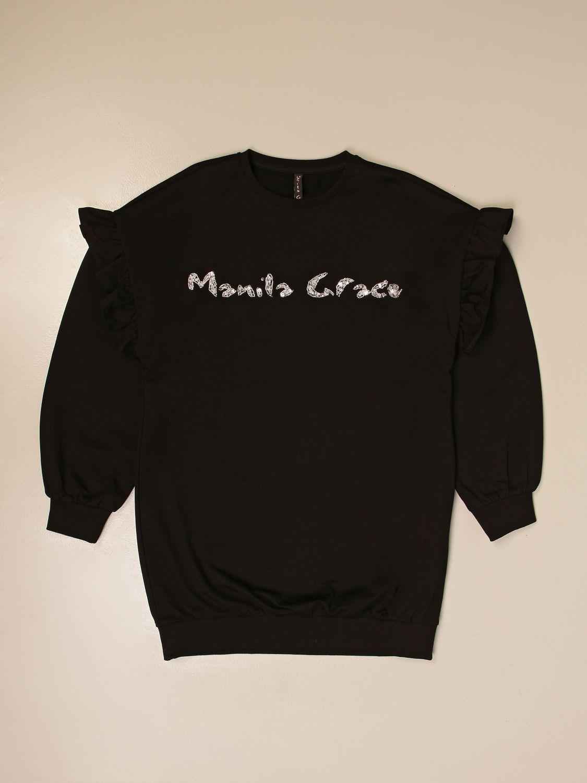 Dress Manila Grace: Dress kids Manila Grace black 1