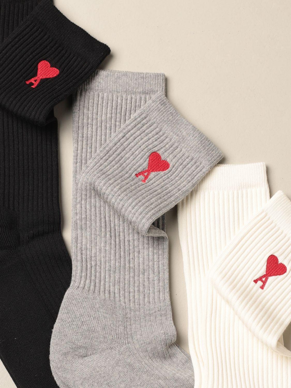 Socks Ami Alexandre Mattiussi: Socks men Ami Alexandre Mattiussi multicolor 2