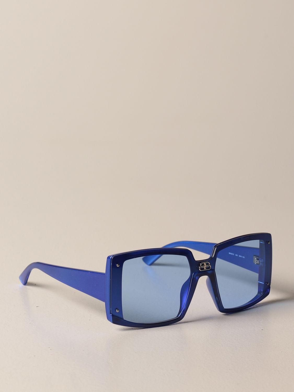 Солнцезащитные очки Balenciaga: Солнцезащитные очки Женское Balenciaga синий 1