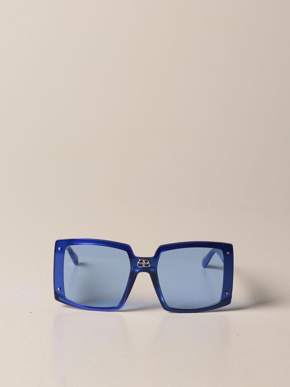 Солнцезащитные очки Balenciaga: Солнцезащитные очки Женское Balenciaga синий 2