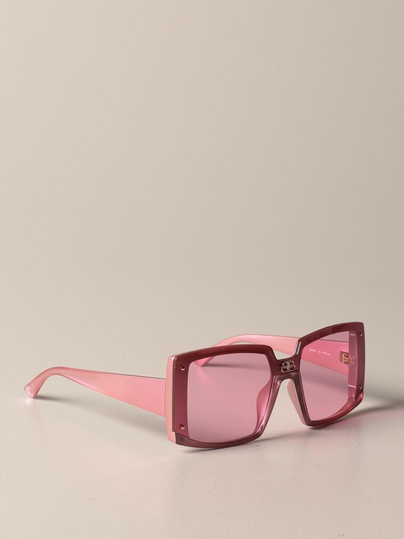 Солнцезащитные очки Balenciaga: Солнцезащитные очки Женское Balenciaga розовый 1