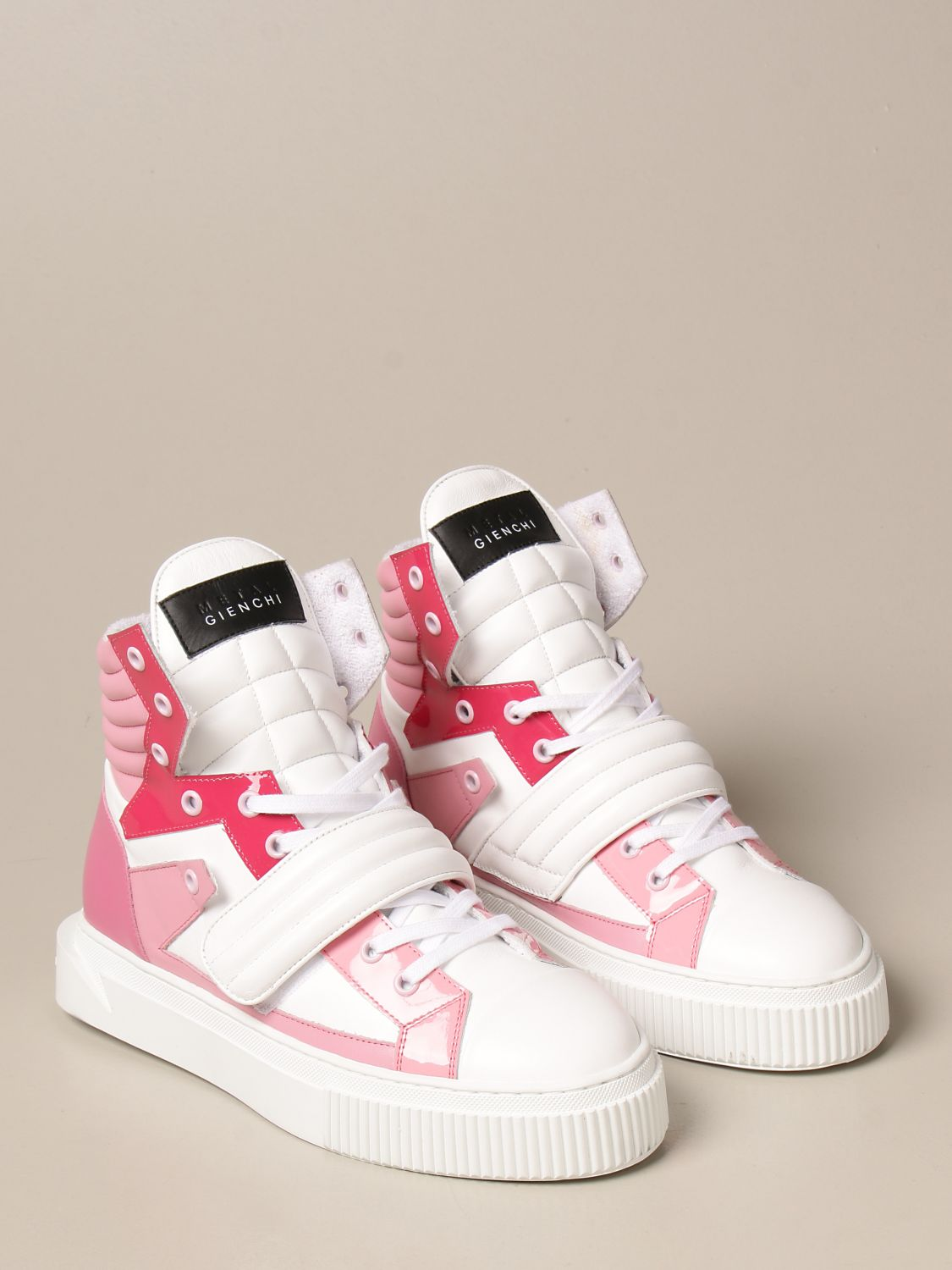 Sneakers Gienchi: Sneakers Hypnos Gienchi in pelle fantasia 2