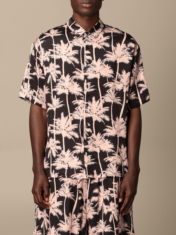 Camisa Laneus: Camisa hombre Laneus negro 1