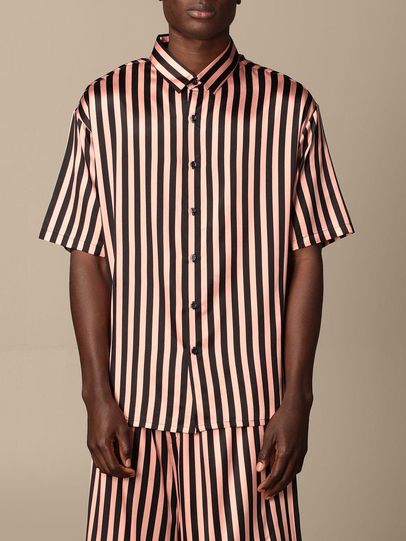 Camisa Laneus: Camisa hombre Laneus rosa 1