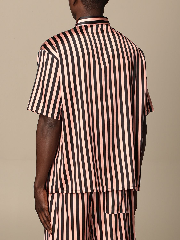 Camisa Laneus: Camisa hombre Laneus rosa 3