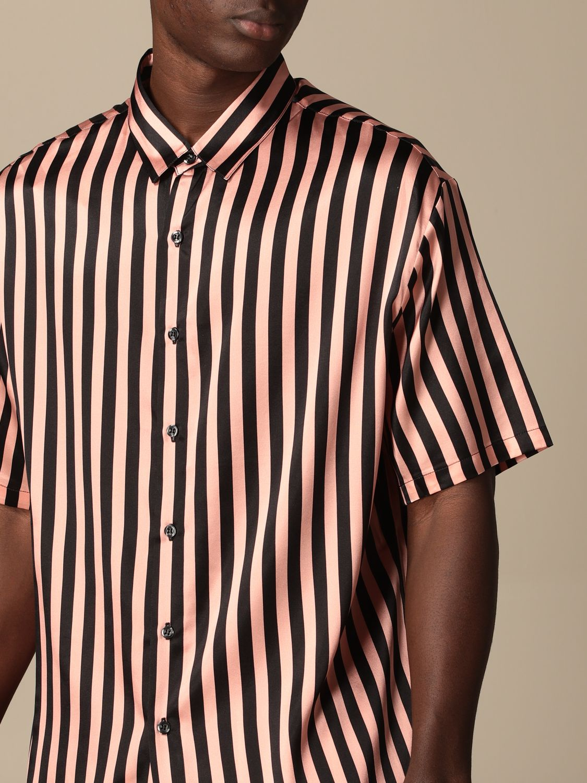 Camisa Laneus: Camisa hombre Laneus rosa 5