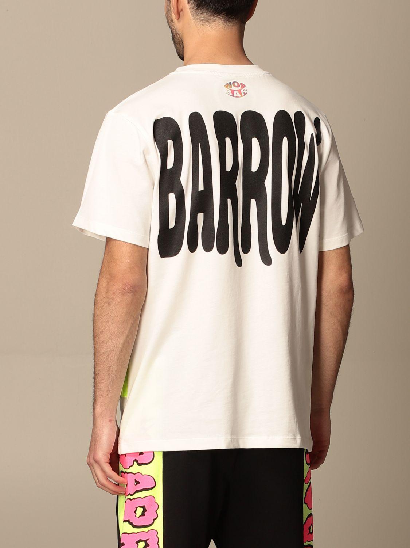 Camiseta Barrow: Camiseta hombre Barrow blanco 2