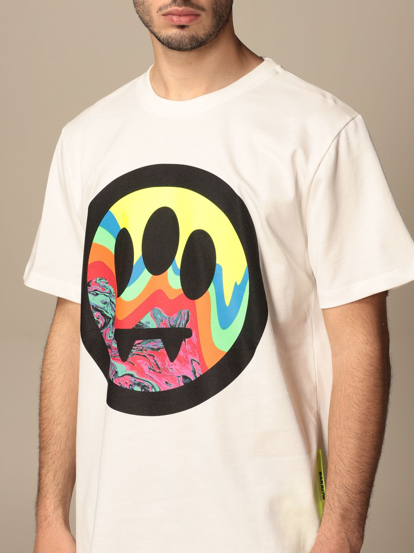 Camiseta Barrow: Camiseta hombre Barrow blanco 3