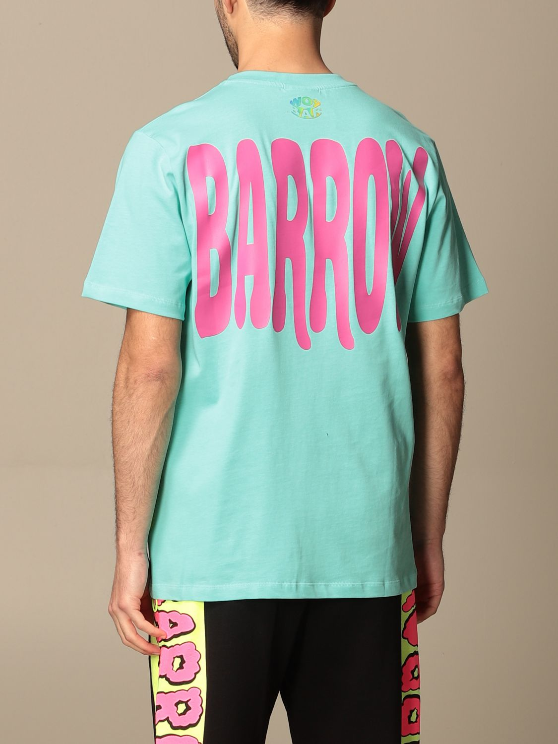 T-shirt Barrow: T-shirt men Barrow green 2