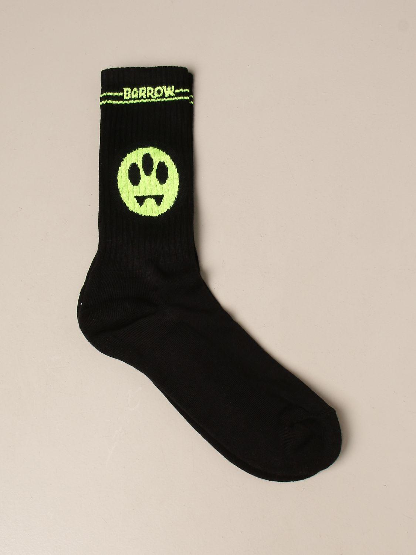 Socks Barrow: Socks men Barrow black 1