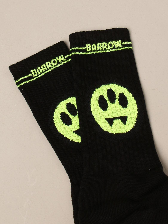 Socks Barrow: Socks men Barrow black 2