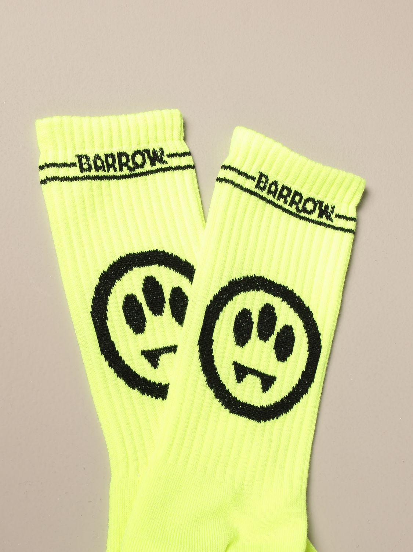 Socks Barrow: Socks men Barrow yellow 2