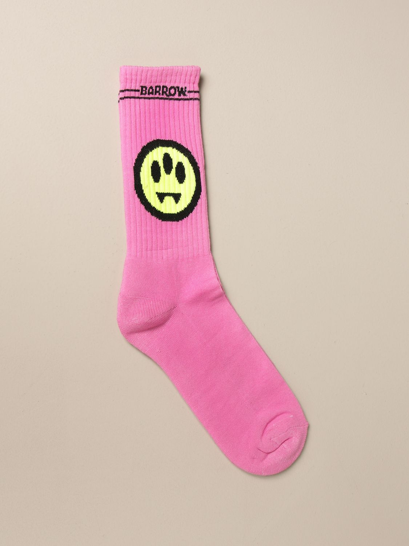 Socken Barrow: Socken herren Barrow pink 1