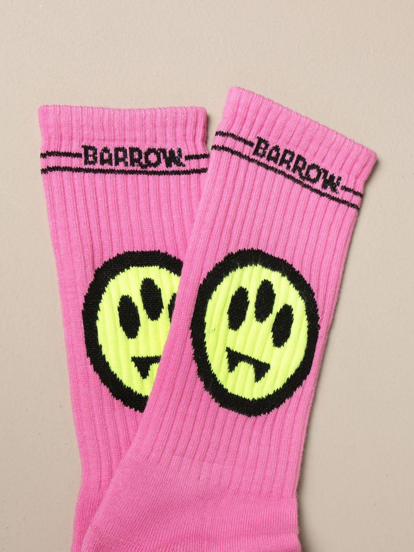 Socken Barrow: Socken herren Barrow pink 2