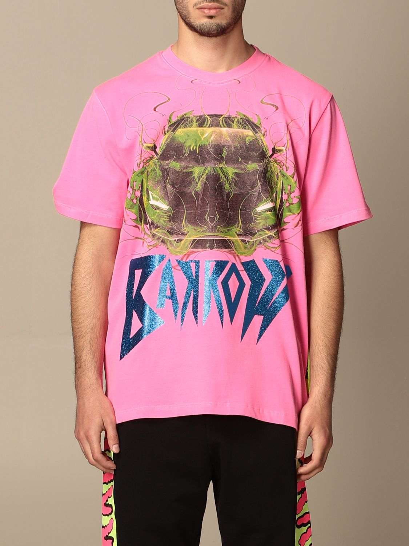 T-shirt Barrow: T-shirt men Barrow pink 1