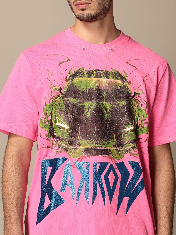 T-shirt Barrow: T-shirt men Barrow pink 3