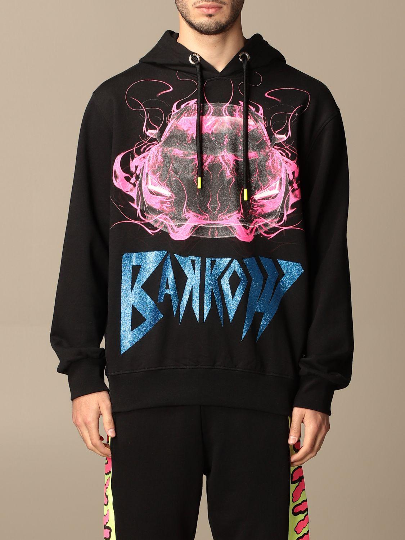 Sweatshirt Barrow: Sweatshirt men Barrow black 1