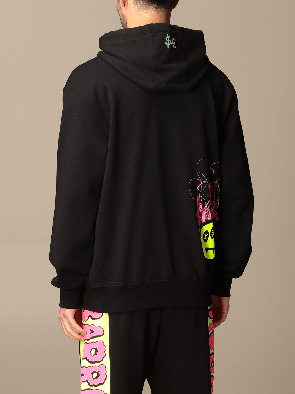 Sweatshirt Barrow: Sweatshirt men Barrow black 2