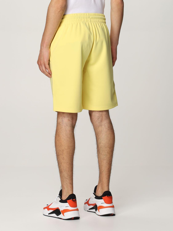 Pantalones cortos K-Way: Pantalones cortos hombre K-way amarillo 2