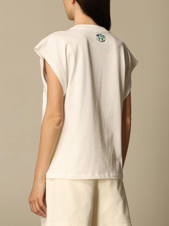 T恤 Barrow: T恤 女士 Barrow 白色 2