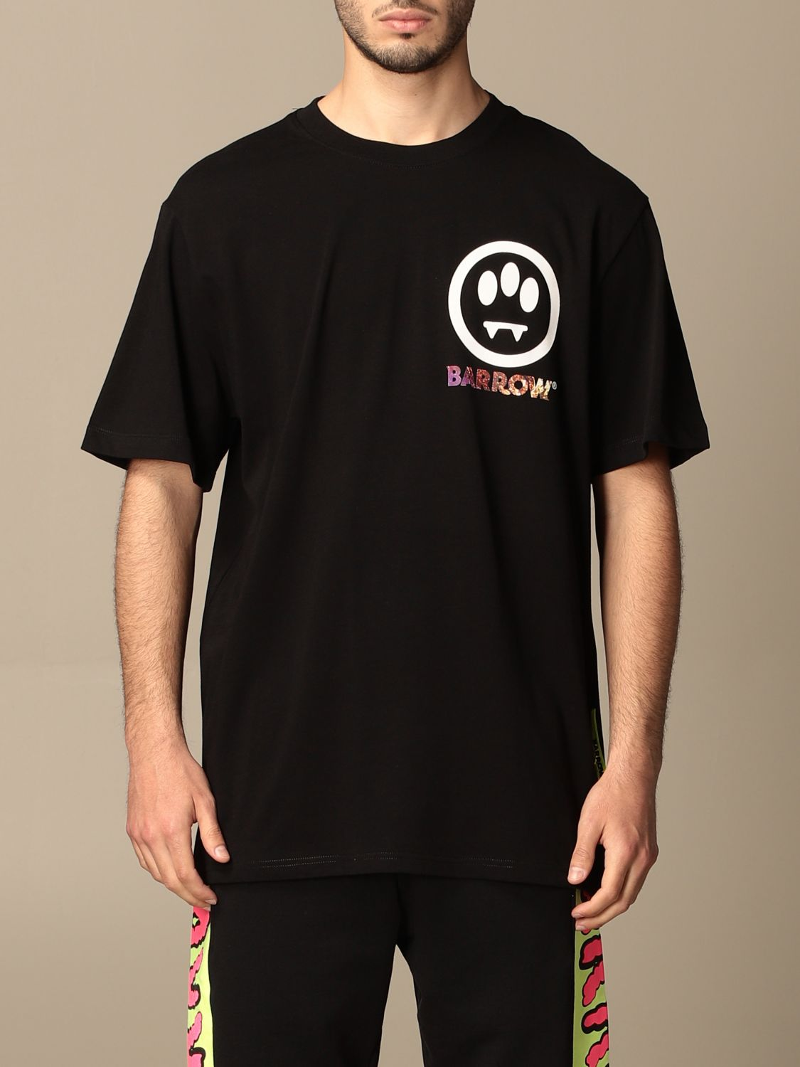 T-shirt Barrow: T-shirt men Barrow black 1