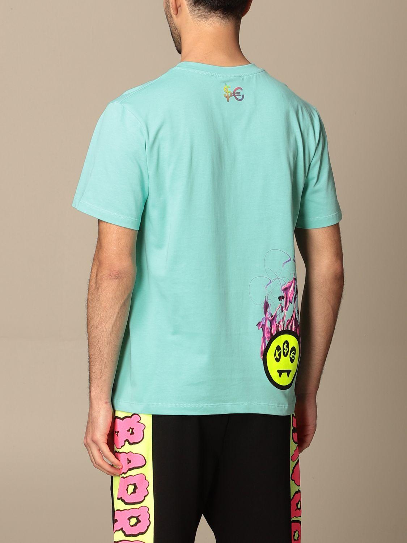 T-shirt Barrow: T-shirt homme Barrow vert 2