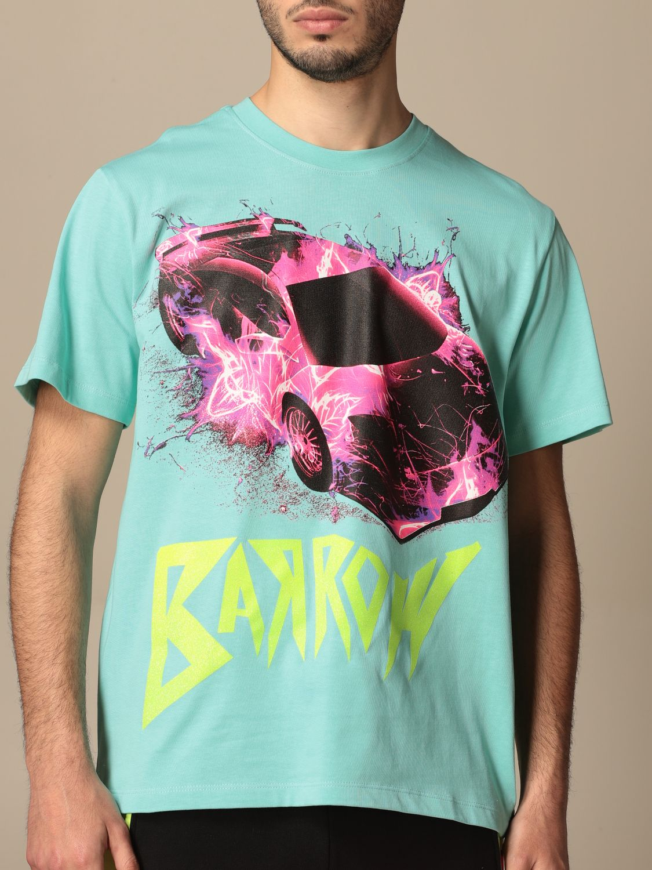 T-shirt Barrow: T-shirt homme Barrow vert 3