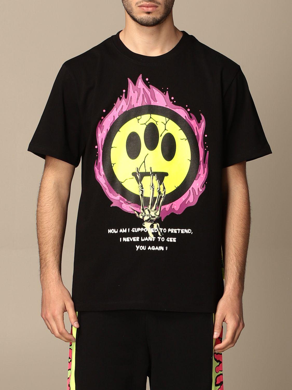 Camiseta Barrow: Camiseta hombre Barrow negro 1