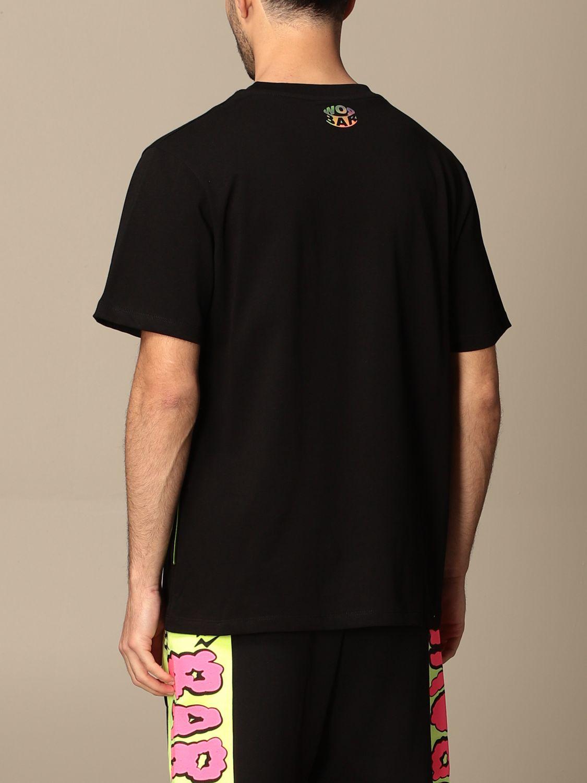 Camiseta Barrow: Camiseta hombre Barrow negro 2