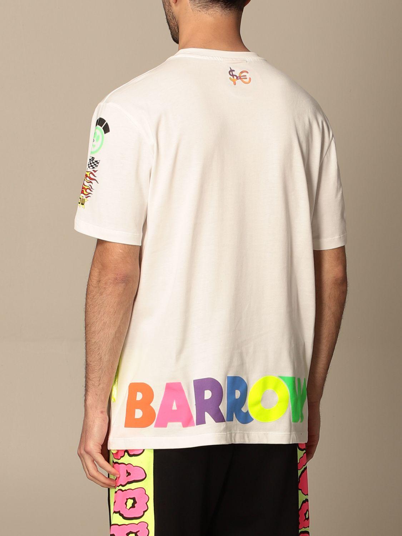 T-shirt Barrow: T-shirt men Barrow white 2