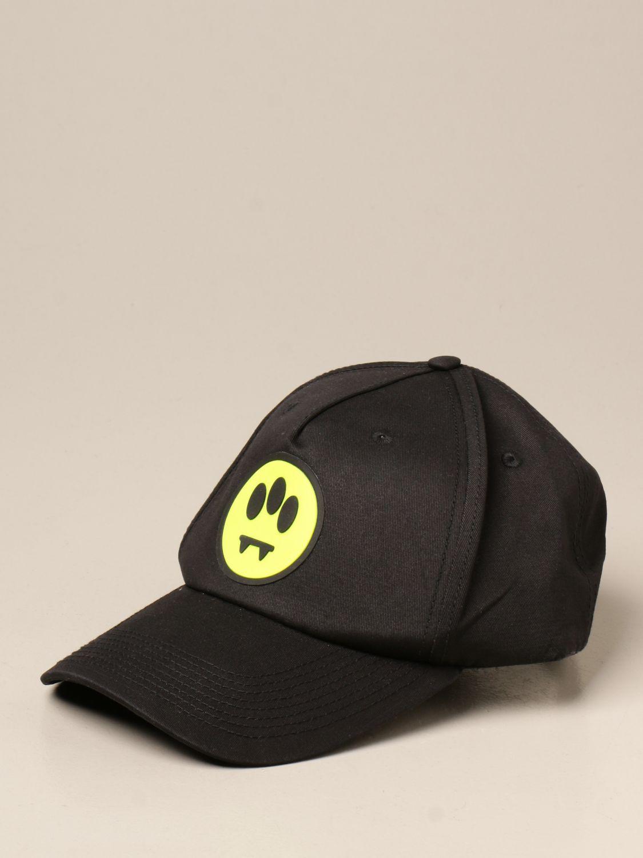 Hat Barrow: Hat men Barrow black 1