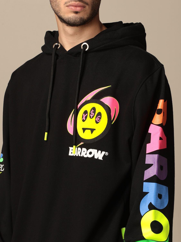 Sweatshirt Barrow: Sweatshirt men Barrow black 4