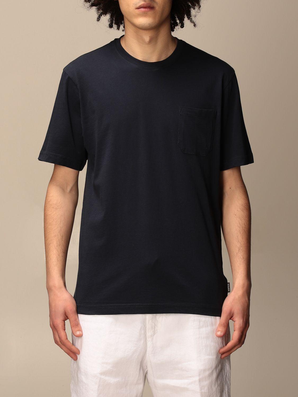 T-shirt Aspesi: T-shirt men Aspesi blue 1