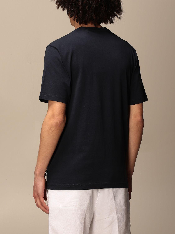 T-shirt Aspesi: T-shirt men Aspesi blue 2