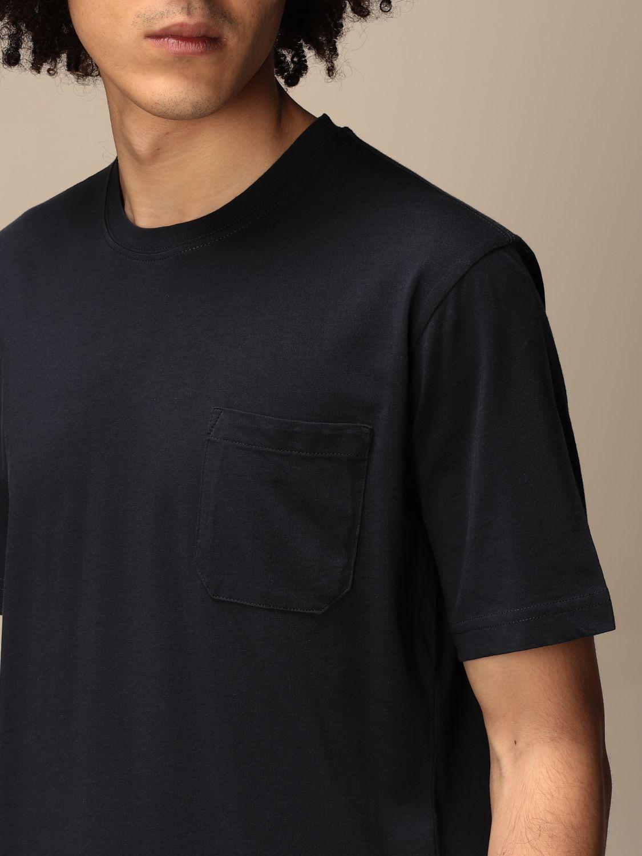 T-shirt Aspesi: T-shirt men Aspesi blue 3