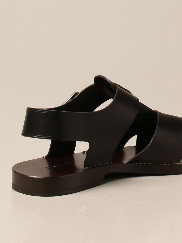 Sandals Lemaire: Sandals men Lemaire black 3
