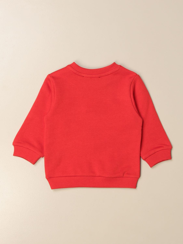 Jersey Balmain: Jersey niños Balmain rojo 2