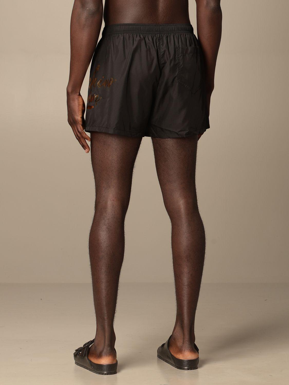Swimsuit Boutique Moschino: Moschino Boutique boxer costume black 2