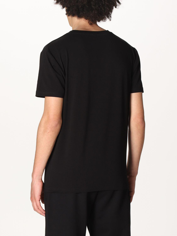 T-shirt Boutique Moschino: T-shirt Boutique Moschino con logo nero 2