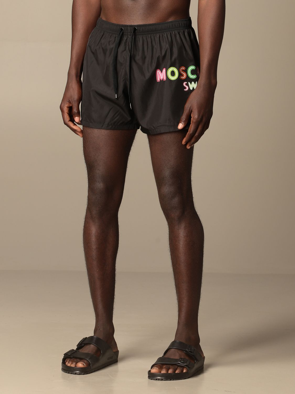 Swimsuit Boutique Moschino: Moschino Boutique boxer costume black 3