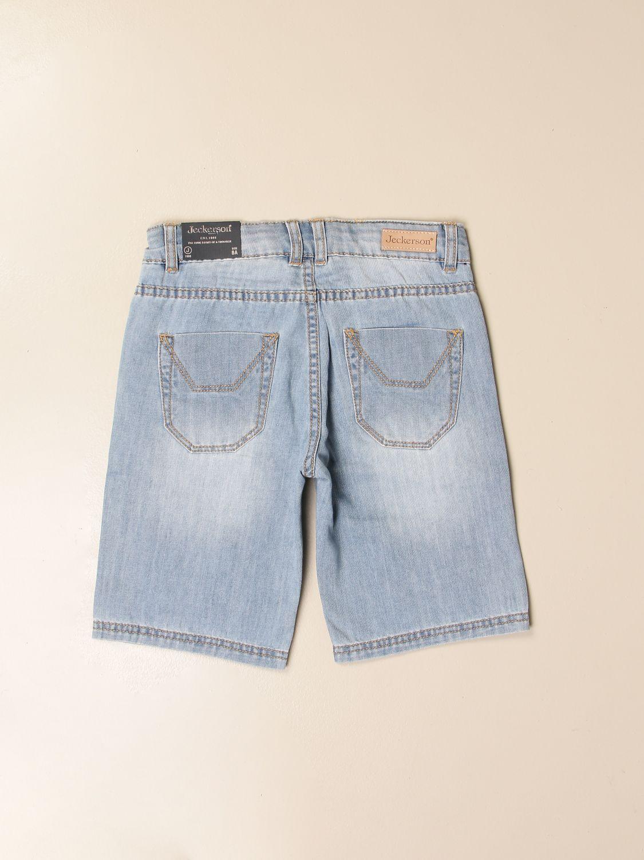 Shorts Jeckerson: Jeckerson 5-pocket denim shorts denim 2
