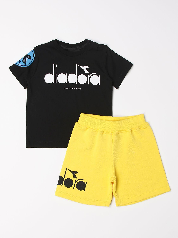 Jumpsuit Diadora: Jumpsuit kids Diadora yellow 1
