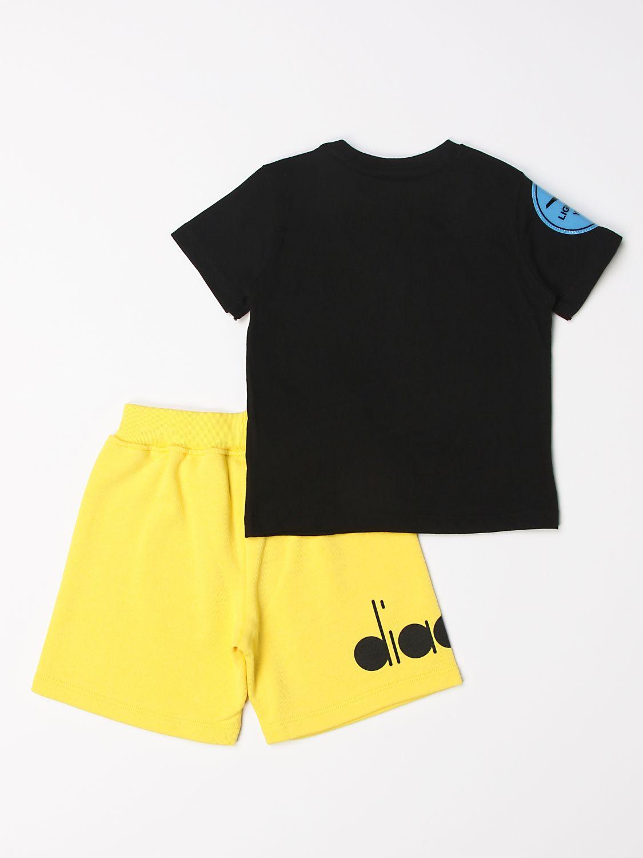 Jumpsuit Diadora: Jumpsuit kids Diadora yellow 2