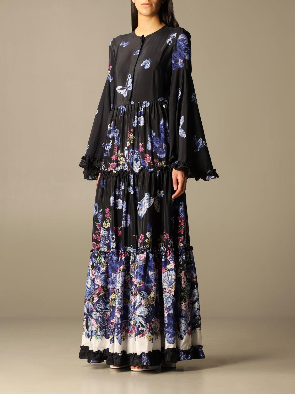 连衣裙 Idda: 连衣裙 女士 Idda 蓝色 3