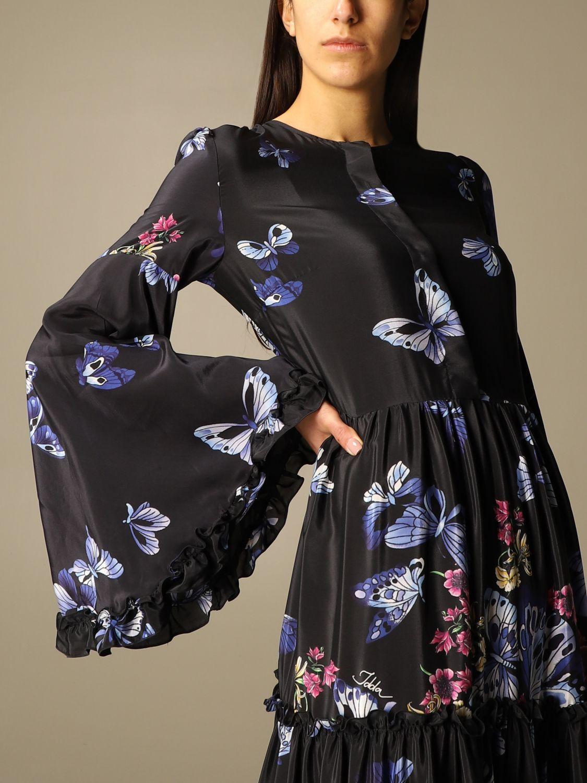 连衣裙 Idda: 连衣裙 女士 Idda 蓝色 4