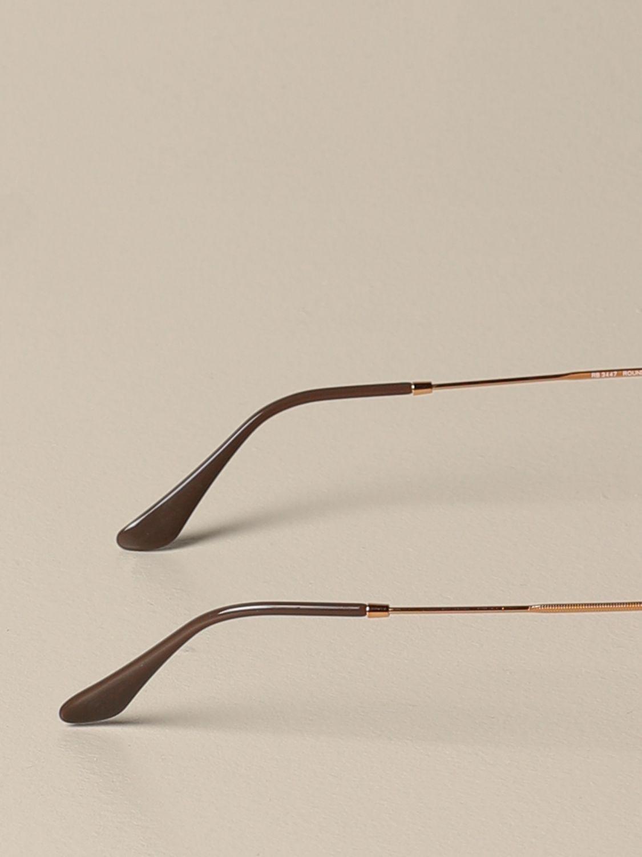 Gafas Ray-Ban: Gafas hombre Ray-ban bronce 3