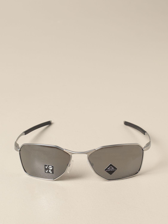 Солнцезащитные очки Oakley: Солнцезащитные очки Мужское Oakley серый 2